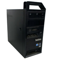 Lenovo ThinkStation E20 Intel Xeon X3430 Quad 2.4GHz 10GB 160GB SSD Quadro FX380