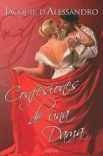 Confesiones de una Dama (Amor y Aventura) (Spanish Edition)-ExLibrary