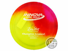 New Innova Champion Leopard 168g Swirl Dyed Fairway Driver Golf Disc