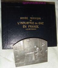 MED7636 - MEDAILLE SOCIETE TECHNIQUE DE L'INDUSTRIE DU GAZ EN FRANCE par BOUVAL