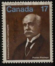 Timbre Canada. n°756. Emmanuel-Persillier Lachapelle