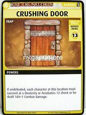 Pathfinder Adventure Card Game - 1x Crushing Door - Sins of the Saviors