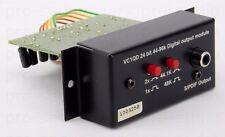 Joemeek VC1QD Digital Output Converter S/PDIF 24 bit /96 kHz/ 115dB + Garantie