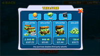 Hungry Shark Evolution Android and iOS 200,000 Coins and 2000 Gems