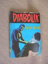 DIABOLIK ORIGINALE ANNO XVI n° 14 - 1977 - RARO - OTTIMO