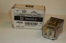 SQUARE D GP RELAY KP13V20 P/N 48060 NEW IN BOX
