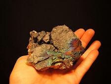 Iridescent Goethite - Graves Mtn., Georgia USA, 28-16
