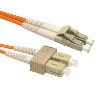3M OM2 50/125 LC-SC DLX 2.8mm FIBRE OPTIC CABLE - ORANGE UK