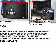 COVER GUSCIO CHIAVE TELECOMANDO SMART CARD RENAULT MEGANE SCENIC 3 TASTI