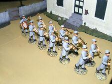 Frontline Figures, estados sureños banda marschierend, civil era Confederate cinta cb1