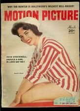 Motion Picture Magazine, NATALIE WOOD, October, 1957!