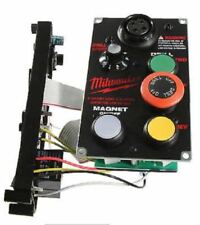 NEW MILWAUKEE 23-35-0312 CONTROL PANEL KIT FULL WAVE FOR MAGNETIC DRILLS SALE