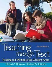 Teaching through Text: Reading and Writing in the Content Areas (2nd Edition)