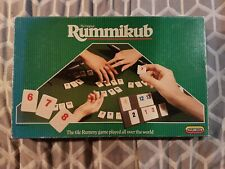 RUMMIKUB - Original Spears Game 1988 Rare & Vintage Board Game 100% COMPLETE