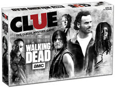 USAopoly The Walking Dead AMC Monopoly Clue Board Game