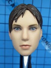 Hot Toys 1:6 VGM11 Jill Valentine (B.S.A.A.) Figure - Ponytail Head Sculpt