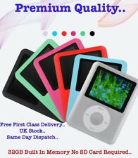 MP3 MP4 Music Media Player 32gb internal memory with Video and Voice Recorder