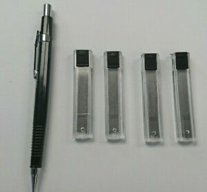 Mechanical Pencil  0.5mm WITH FREE 48x HB  LEADS- FREE POSTAGE