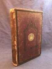 1872-1873 City of New Haven CT Connecticut Year Book No12 Mayor Papers Lewis MAP
