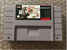 Chrono Trigger (Super Nintendo, SNES) Cart Only -- Authentic -- Tested