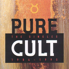 The Cult-Pure Cult  (UK IMPORT)  CD NEW