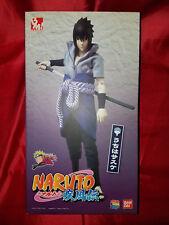 SASUKE UCHIHA Naruto Shippuden BM! Project BAN DAI Medi Com Toy SIDESHOW NEW!