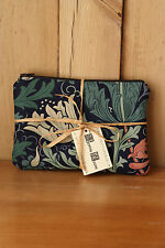 William Morris Compton in tessuto SMALL BAG PURSE Cosmetici Sacchetto Indigo