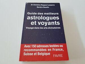Guide des Meilleurs Astrologues et Voyants France Suisse Rappaz-Lasserre Favre