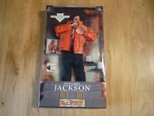 MICHAEL JACKSON BEAT IT DOLL STAGE OUTFIT & CARTRIDGE BOXED, MINT, VINTAGE 1997