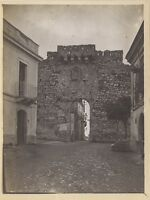 Taormina Sicilia Italia Italia Foto Amatoriale Vintage analogica verso 1910