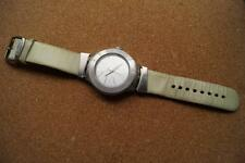 MASSIVE SWATCH IRONY AG 2007 STARBURST DIAL  STANLESS STEEL WATCH