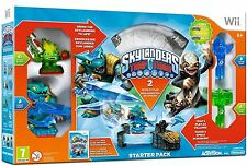 SKYLANDERS TRAP TEAM STARTER PACK PAL UK Wii *NEW & SEALED*