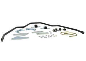 Whiteline BMR97 Swaybar 20mm fits Mitsubishi Triton 2.5 Di-D 4x4 (ML,MN), 3.2...