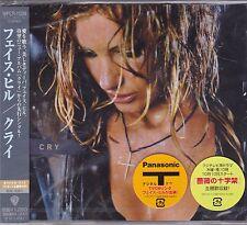 Faith Hill-Cry Cd maxi single Japan Sealed