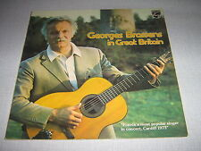 GEORGES BRASSENS 33 TOURS FRANCE IN CONCERT CARDIFF 73