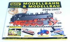 SMDV catalogo modello ferroviario & MODELLISMO 2006/2007