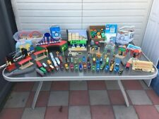 Thomas The Train & Friends Wooden Track & Play Toy Set (Thomas The Tank Engine)