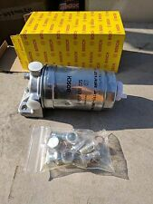 BOSCH FUEL FILTER WATER SEPARATOR C/W HOUSING AND FITTINGS 0 450 198 009
