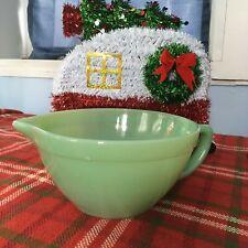 Fire King jadeite batter bowl