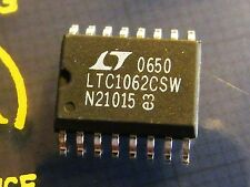 LTC1062CSW 5th Order Lowpass Filter, Linear Technology