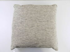 Unbranded $ Beige BARLEY 20 X 20 Square Decorative Pillow  D14