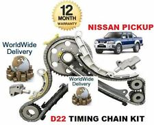FOR NISSAN NAVARA D22 PICKUP 2.5 YD25DDTi  2001-2006 TIMING CAM CHAIN & GEAR KIT