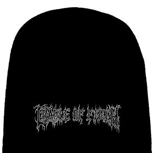 Cradle Of Filth - Embroidered Logo Official Licensed Beanie Hat
