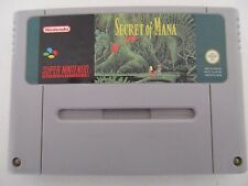 SECRET OF MANA - SUPER NINTENDO - JEU SUPER NES SNES FR