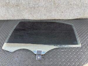 ✔MERCEDES W220 S430 S500 S55 S600 REAR DRIVER LEFT SIDE DOOR WINDOW GLASS OEM