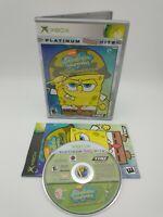 Spongebob Squarepants Battle for Bikini Bottom for Xbox Complete CIB