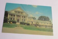 Rabbit Hill Vermont Waterford White Village AAA Motor Inn Vintage Postcard