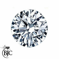 H Coloured Round Loose Natural Diamonds