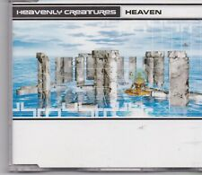 Heavenly Creatures-Heaven cd maxi single eurodance Holland