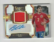 2017-18 Panini Select Soccer Jersey Auto card :Hector Bellerin #61/99